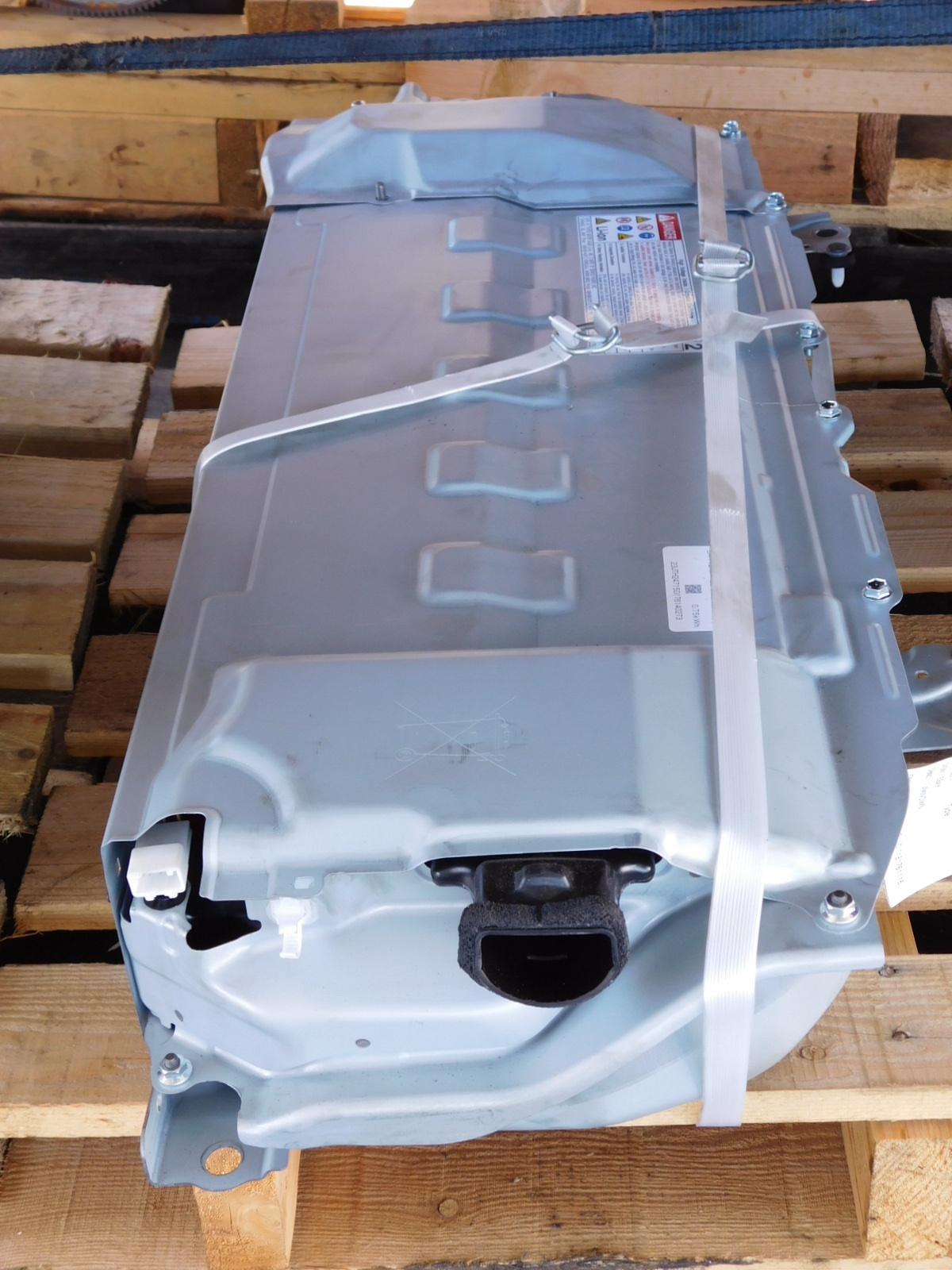Details About 16 2016 17 2017 Toyota Prius Lithium Ion Hybrid Battery Pack 3k Miles Oem Lkq Image Is Loading