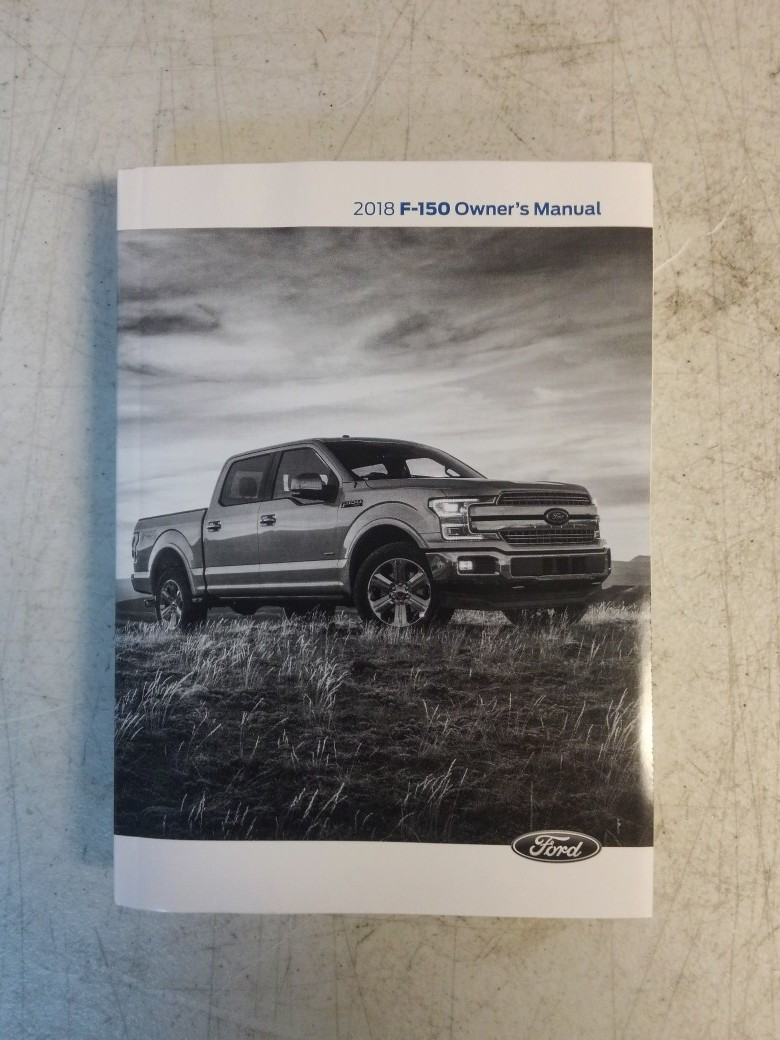 2018 ford truck owners manual