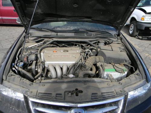2006 acura tsx used alternator 147628904