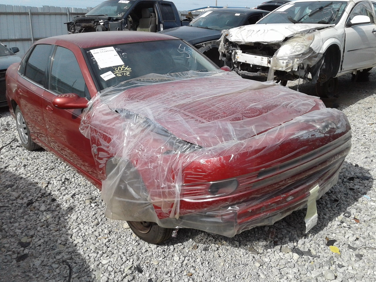 2003 Saturn L Series Used Heater Core Element 187458301 Part