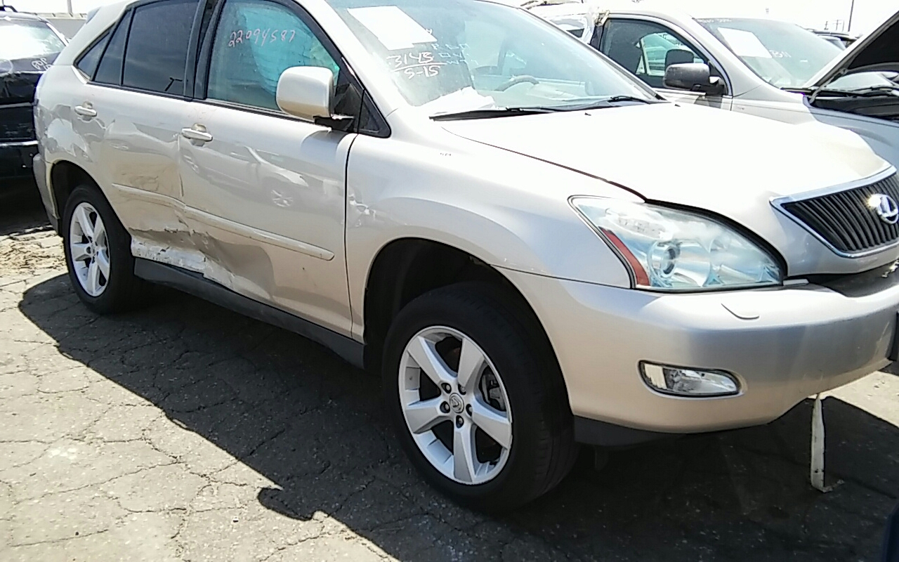 Product Information 2005 Lexus Rx330 Interior Used Part